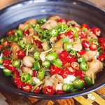 Fish fillet incense pot