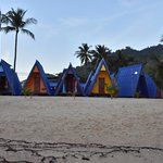 New Hut Bungalows Foto