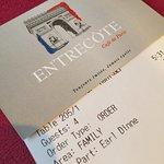صورة فوتوغرافية لـ L'Entrecote Cafe de Paris