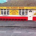 Market Diner 24 hour cafe