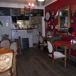 The All new MADHATTERS Cafe.. under new Management. Great all day breakfast, lunchtime specials,