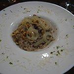 risotto, erg lekker