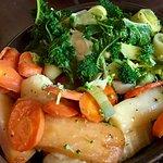 Generous vegetable dish