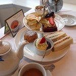 Deluxe Afternoon Tea for one