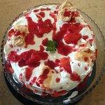 Um bolo, um paraíso
