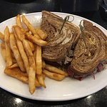 "City Tavern - ,my ""Cuban Reuben"""