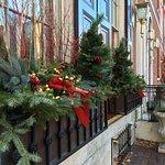Center City Philadelphia at Christmastime -- lovely.