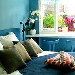 """Chambre Confort """"Blue Hamptons"""""""