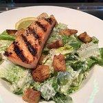 Caesar Salad w/ Salmon