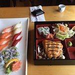 Sushi and Bento
