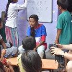 Slums Center education time