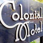 Foto de Colonial House Motel