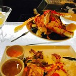 Photo de Altitude Seafood and Grill - Lounge