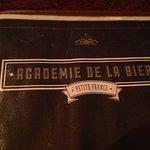 Photo de Academie de la Biere