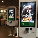New Automated Ordering machines