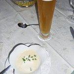 Blumenkohl Kokos Suppe