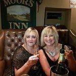 Fab weekend at the Moors Inn