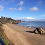 Tenby to Saundersfoot coastal walk