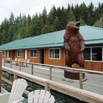 Knight Inlet Lodge Foto