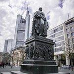 The Goethe Monument.