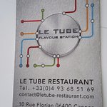 Restaurant details, location, telephone