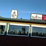ภาพถ่ายของ Martin Way Diner