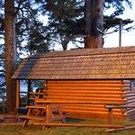 KOA Camping Cabin