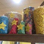 Popcorn buddha!! 🍿🍿🍿