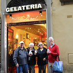 Our day tour of Florence! Adri, our tour guide was extremely knowledgeable! Thank you!!