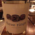 three rings wine from Okanagan Valley