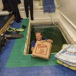 Underwater Pizza Delivery
