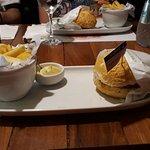 Cheeseburguer Madero, com maionese separada