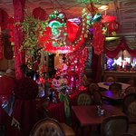 Chester's Asian Chinese is always decorated to the hill!!