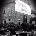 Whatever the weather, join us for food and drink throughout the day at The Black Horse Inn