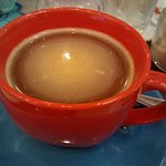 Cafe americano: PhP 95.