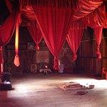 Salle réservée à la Puja et la méditation