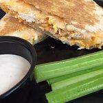 Chicken Quesadilla Wrap