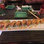 Niagara In Town Sushi roll
