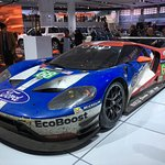 FORD GT at the NAIAS - COCO center