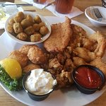 "The ""Old #2 Seafood Combo."