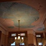 Sally Dooley's drawing room - High Renaissance style