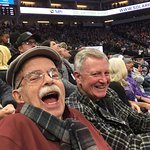 At Kings game after Firehouse