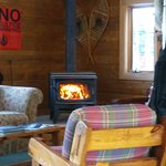 Cozy lodge with welcoming policies