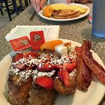Great Breakfast. Andy's French Toast