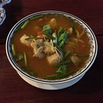 tom yum chicken