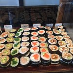 Sushi Gallery Foto