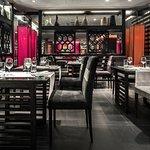 Zest Restaurant Interior