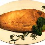 Cernia Al Sale ( Salt Baked Hammour)