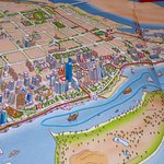 Besucherkarte Abu Dhabi