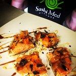 Foto de Sushi Med Mykonos